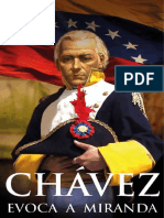 Chavez Evoca a Miranda WEB