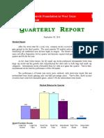 Quarter Report Q3.16