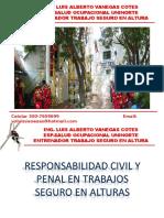 Responsabilidad Civil y Penal TSA