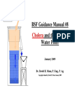 8-Cholera and the BioSand Water Filter