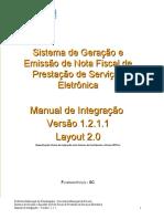 Layout - Florianopolis