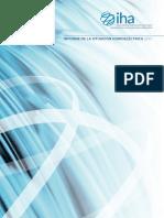 Informe Situación Hidroenergética 2015