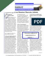 Journal Performance Sept Iles Baie Comeau