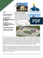 St Augustine - Building Christ's Presence