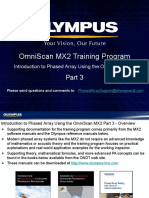 Introduction to Phased Array Using the Omniscan Mx2 Part Three4921 140206110039 Phpapp02