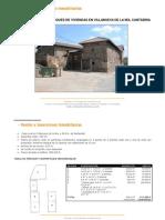 Dossier Casa rural en Villanueva de la Nía, Cantabria