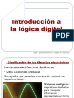 Introduccion a La Logica Digital