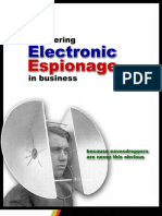 Countering Electronic Espionage in Business