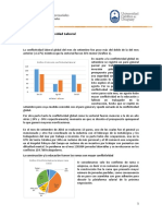 Informe de Conflictividad Laboral - Setiembre 2016