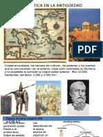 La Política en La Antigüedad