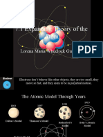 7.1 Expanding the Theory of the Atom