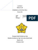 Laporan Pemeriksaan Ekstra Oral.docx