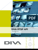DIVA RTSP-API 2.2