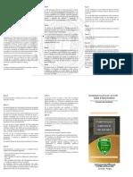 Triptico Procedimientos Para Presentacion de Tesis Maestria