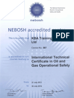 NEBOSH_Oil and Gas Opr Safety