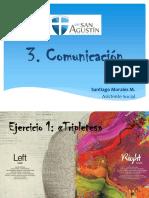 3. Comunicacíon