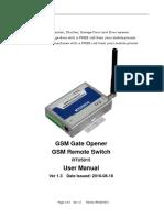 RTU5015 User Manual V1.3