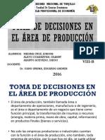 Diapos Toma de Decisiones en El Area de Produccion