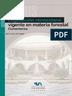 Comentarios en Legislacion Venezolana Forestal