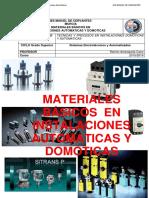 Materiales Basicos en Instalaciones Automaticas CFG SUP Ramon Amezqueta _2015