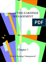 DETECTING EARNING MANAGEMENT IN USA.ppt