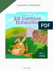22 cuentos infantiles