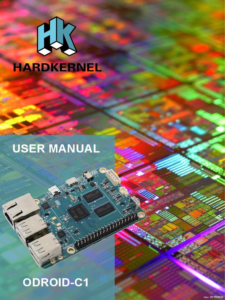 Stupendous Odroid C1 User Manual Secure Digital Usb Wiring Database Denligelartorg
