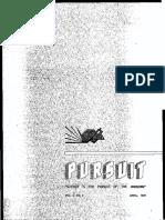 PURSUIT Newsletter No. 10, April 1970 - Ivan T. Sanderson