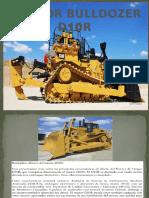Tractor Cadenas d10r