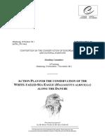 2011 White Tailed Eagle Action Plan