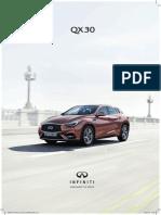 Infiniti Leaflet Qx30 30092016