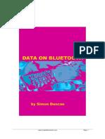 Data on Bluetooth