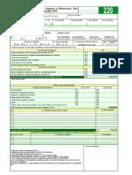 Certificado Ingresos 2014 Arnold