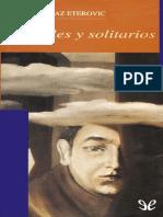 Angeles y Solitarios - Ramon Diaz Eterovic