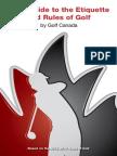 Etiquette and Rules of Golf-Golf Canada.pdf