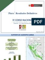 PPT Exposición Piura IV CENAGRO - Final