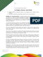 """26 07 2011 - El gobernador Javier Duarte de Ochoa asistió a la Inauguración de reconfiguración de la refinería """"Lázaro Cárdenas""""."""