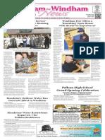 Pelham~Windham News 10-7-2016
