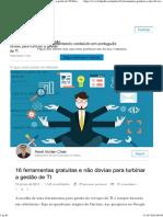 16 Ferramentas Gratuitas e Não Óbvias Para Turbinar a Gestão de TI _ Renê Abrileri Chiari _ LinkedIn