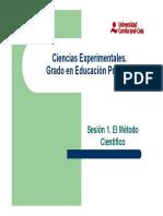 01 CCEXP Método científico.pdf