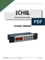 Controlador Dixell Serie IC200L