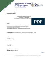 4. Desarrollo de Sistemas Basados en Microcontroladores y DSPs