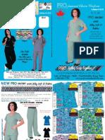 Professional Choice Uniforms Summer 2010 Catalog