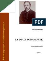 Lermina, Jules - La Deux Fois Morte