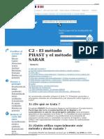 C2 - El Método PHAST y El Método SARAR - Wikiwater