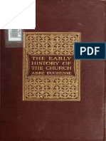 DUCHESNE-Early History of the Christian Church