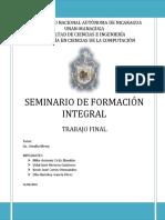 Seminario de Formacion Integral