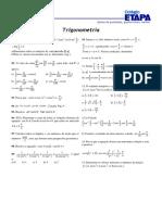 Trigonometria - Exercicios 2.pdf