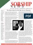 Censorship News 124