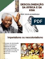 Descolonização Da Africa e Asia